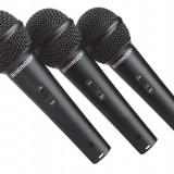 Set 3 microfoane cu fir Behringer XM1800S - Microfon