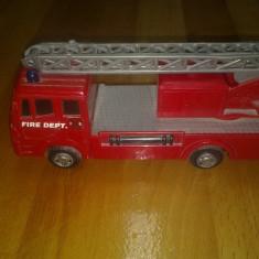 Masinuta Dickie Fire Dept, 16 x 5, 5 x 7 cm - Masinuta de jucarie Altele