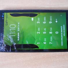 Telefon Allview Viper Display spart., Negru, 4GB, Neblocat, Dual SIM, Quad core