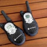 Statie emisie receptie portabila Motorola T5522 - frecventa libera - Statie radio