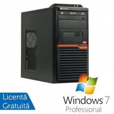Calculatoare Gateway DT55, AMD Athlon II X2 250 3.0 Ghz, 4Gb DDR2, 320Gb, DVD-RW + Windows 7 Professional - Sisteme desktop fara monitor