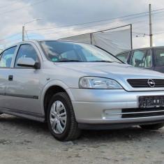Opel Astra, 1.6 benzina 16v, an 2000 - Autoturism Opel, 126000 km, 1598 cmc