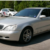 Mercedes Benz W220 S 320 CDI 2001