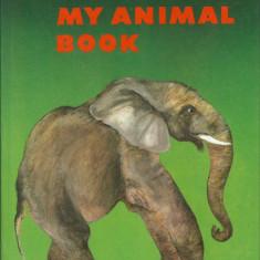 Yevgheny Charushin - My Animal Book - Carte educativa