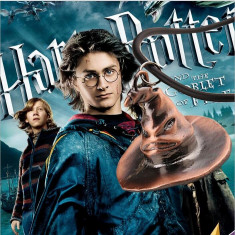 Pandantiv / Medalion / Colier / Lant Harry Potter Palarie Hogwarts Model 2016 - Pandantiv fashion