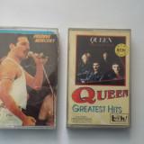 QUEEN, 2 CASETE . - Muzica Pop, Casete audio