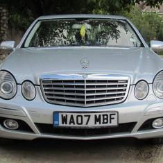 Mercedes E220 E Klass, 2.2 CDI, an 2007, Motorina/Diesel, 181000 km, 2148 cmc, Clasa E
