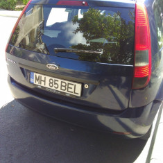 Ford Fiesta, An Fabricatie: 2003, Benzina, 105000 km, 1300 cmc