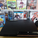 Consola Sony PlayStation3 500GB +17 jocuri PS3