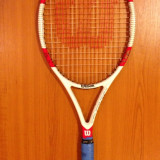 Racheta tenis Wilson Six.One 95L, racordaj 16x18 - Racheta tenis de camp Wilson, Performanta, Adulti