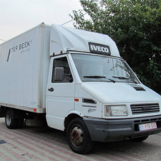 Iveco Daily 35-10 Turbo Diesel, lift lung 4, 2m, 2.8 Turbo Diesel, an 1998 - Utilitare auto