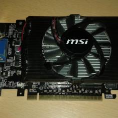 MSI GT 430 4gb ddr3 128 bits - Placa video PC Msi, PCI Express, nVidia
