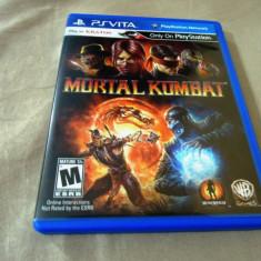 Joc Mortal Kombat, PS Vita, alte sute de jocuri! - Jocuri PS Vita, Actiune, 18+, Multiplayer