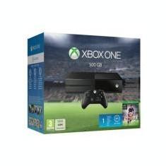 Consola Xbox One 500Gb Fara Kinect Cu Jocul Fifa 16