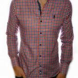 Camasa Polo by Ralph Lauren - camasa slim camasa carouri camasa cambrata fashion - Camasa barbati, Marime: S, M, Culoare: Din imagine