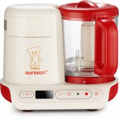 Cream Soup Maker – Aparat de gătit cu aburi şi blender - Aparat Gatit Aburi Oursson