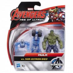 Mini Figurine Avengers - Hulk vs Sub Ultron 003 - Figurina Povesti Hasbro