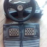Volan + pedale FANATEC - PS 1 si 2