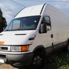 Iveco 35c11 MAxi Inalt, 2.8 turbo Diesel, an 2001 - Utilitare auto