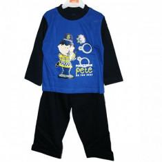 Pijamale Policeman Pete bebelusi baieti si fete 6-12 | 18-23 luni, Marime: Masura unica, Culoare: Din imagine, Unisex