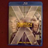 X-Men First Class - Film SF, BLU RAY, Romana