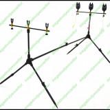 Rod Pod Cu 3 Posturi 3 Swingere Si 3 Senzori / Avertizori Husa Transport Inclusa