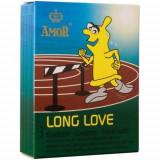 Long Love Delay 3 prezervative pentru intarzierea ejacularii