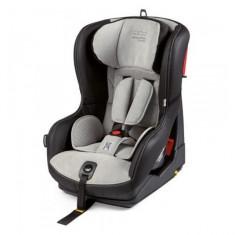 Scaun Auto 9-18 kg Viaggio1 Duo-fix TT Pearl Grey Peg Perego - Scaun auto bebelusi grupa 0+ (0-13 kg) Peg Perego, Negru