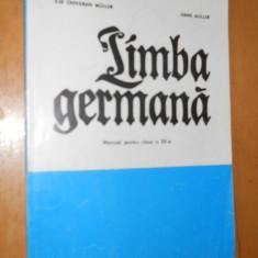 LIMBA GERMANA -CLASA XII - ILSE CHIVARAN MULLER, HANS MULLER - Curs Limba Germana