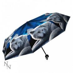Umbrelă cu lupi Gardianul nordului - Umbrela Copii