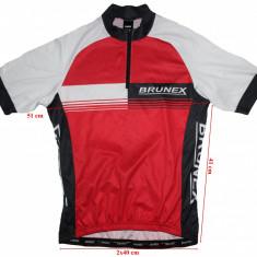 Tricou ciclism Brunex, barbati, marimea L, Tricouri